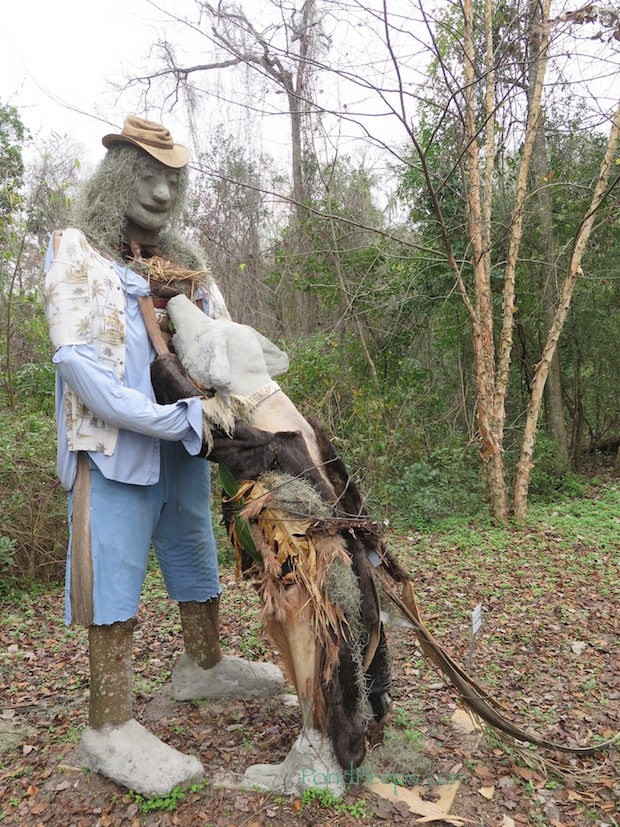 A Visit To Jacksonville Arboretum Gardens Pond Peeps